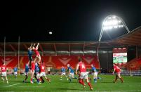 Autumn Nations Cup - Wales v Italy