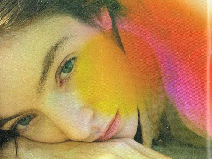 lorde stoned at the nail salon lyric booklet