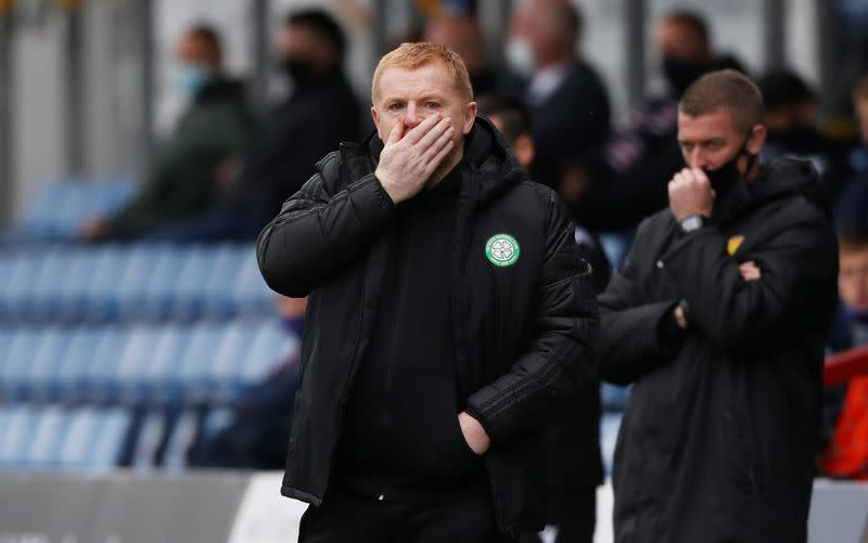 Psychology could give Celtic another edge, says Lennon