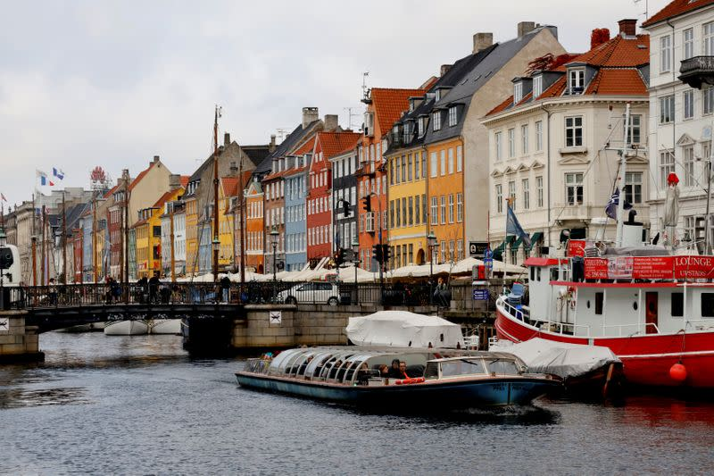 Denmark expects biggest economic contraction since WW2