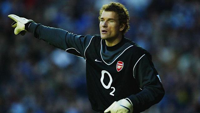 <p>Goalkeeper ​Jens Lehmann replaced the legendary David Seaman ahead of the 2003/04 campaign and went on to play for Arsenal until 2009. He briefly came out of retirement to rejoin the Gunners in 2011, a year after making his acting debut in a German/South African film called 'Themba'. He now works as an ambassador for several charities.</p>