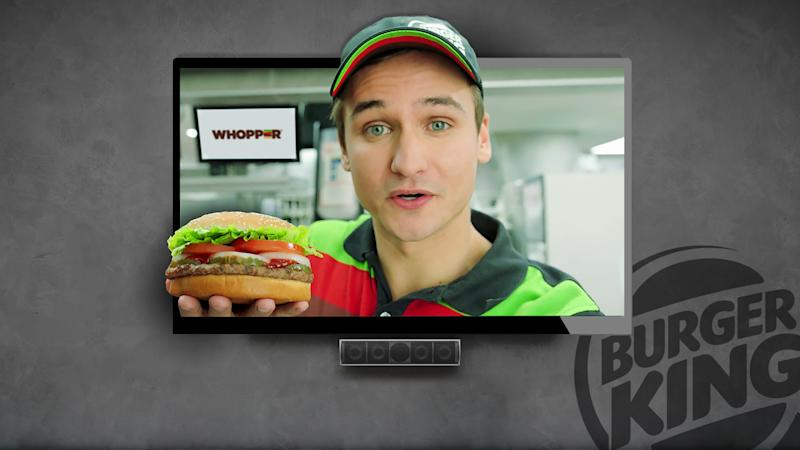 New Burger King Ad Tries to Set Off Your Google Home