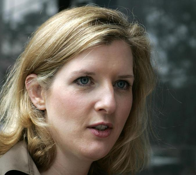 FILE - In this May 10, 2006 file photo, then-federal prosecutor, now White House Counsel Kathryn Ruemmler is seen in Houston. It might have seemed a no-win situation to the White House: either keep President Barack Obama in the dark about a looming investigation into political targeting by the Internal Revenue Service or blur legal lines by telling him about an independent audit. (AP Photo/Pat Sullivan, File)