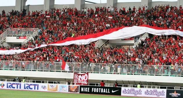 Fan perishes during Indonesia-Fiji match after he's hit by firework