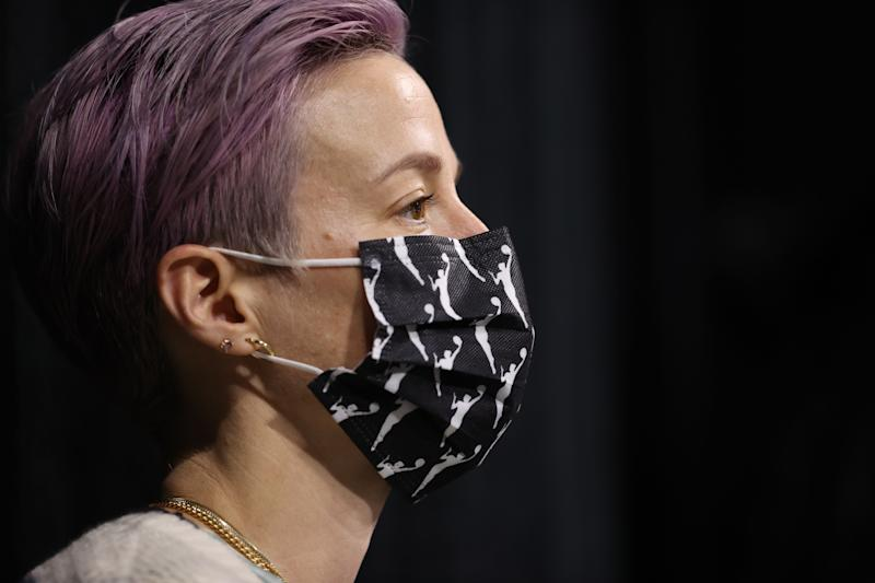 Megan Rapinoe earns Time Magazine Top 100 Most Influential People of 2020 honor