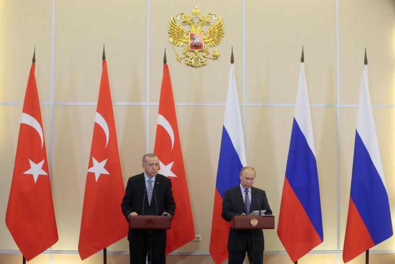Russia and Turkey cut short joint patrol in Syria's Idlib - Russian Defence Ministry