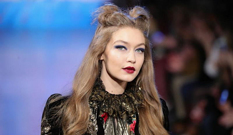 Gigi Hadid Sparks Fashion Controversy With Fake Hijab On Vogue