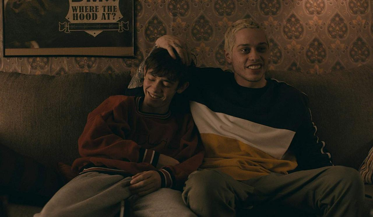 <p>A small-town high school student comes under the influence of a reckless college dropout (Pete Davidson).</p>