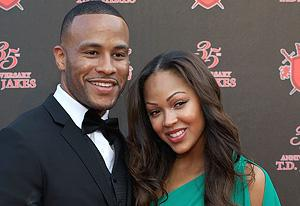 DeVon Franklin and Meagan Good | Photo Credits: Cooper Neill/Getty Images
