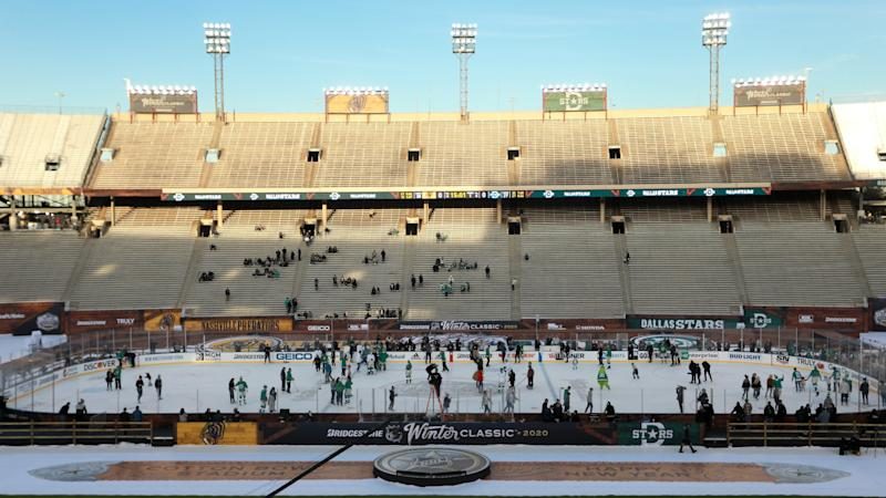 NHL Winter Classic 2020: 10 things to know about this year's game