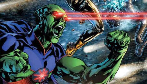 Martian Manhunter To Appear In Justice League Movie?