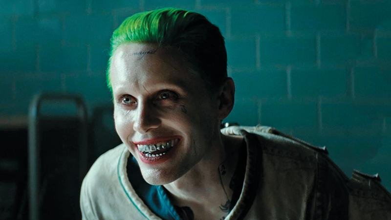 Jared Leto Gets Joker Movie