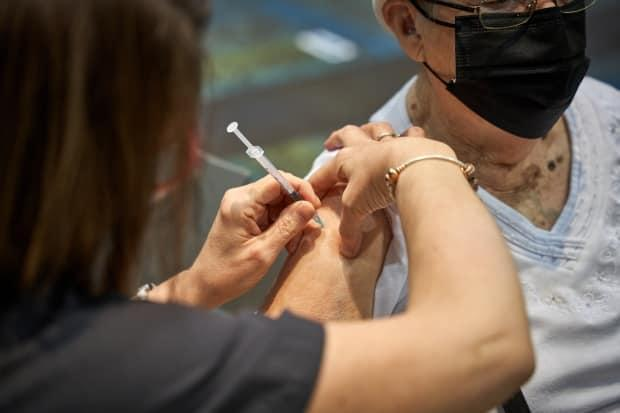 New Brunswickers 85 and older are eligible to book appointments with pharmacies to receive the vaccine.