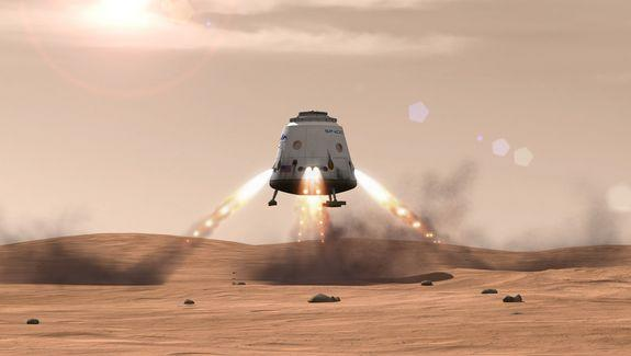 SpaceX's robotic Dragon capsule could be modified to help bring Mars samples back to Earth, some researchers say.
