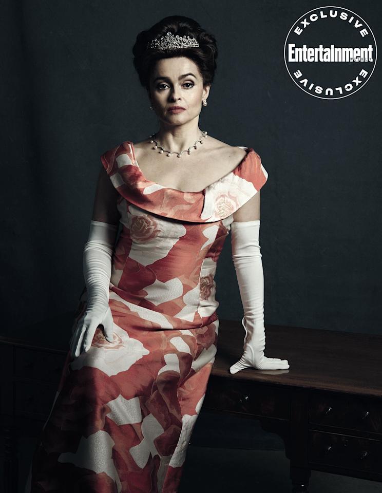 """<a href=""""https://people.com/tag/helena-bonham-carter/"""">Helena Bonham Carter</a>is<em><a href=""""https://people.com/tag/the-crown/"""">The Crown</a>'s</em>new<a href=""""https://people.com/tag/princess-margaret/"""">Princess Margaret</a>— and she's had some real-life run-ins with the royal.  Speaking to<a href=""""https://ew.com/tv/2019/08/14/the-crown-season-3-september-issue/""""><em>EW</em></a>during a<a href=""""https://ew.com/tv/the-crown-cast-season-3-ew-cover-shoot/"""">photo shoot</a> for the magazine's September cover, the actress revealed that her uncle was """"actually very close"""" to the Queen's younger (and often eccentric) sister.  """"She was pretty scary,"""" the actress recalled. """"At one point, she met me at Windsor Castle and she said, 'You are getting better, aren't you?' """" (She """"presumes"""" Princess Margaret's comment referred to her acting.)"""