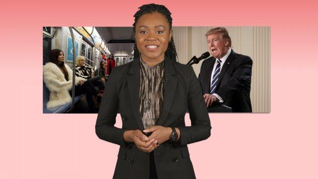 A-List Insider: Donald Trump's Muslim ban provokes Hollywood, first look at Rihanna in Oceans 8