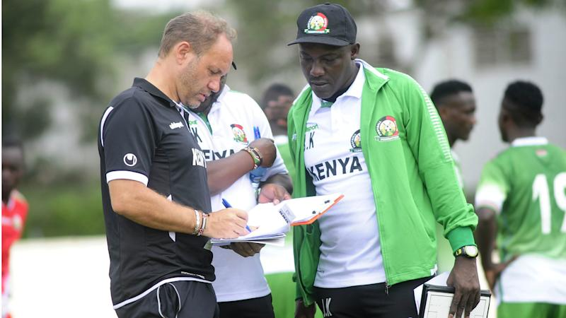 Sebastien Migne: Patrick Matasi is the number one keeper for Harambee Stars