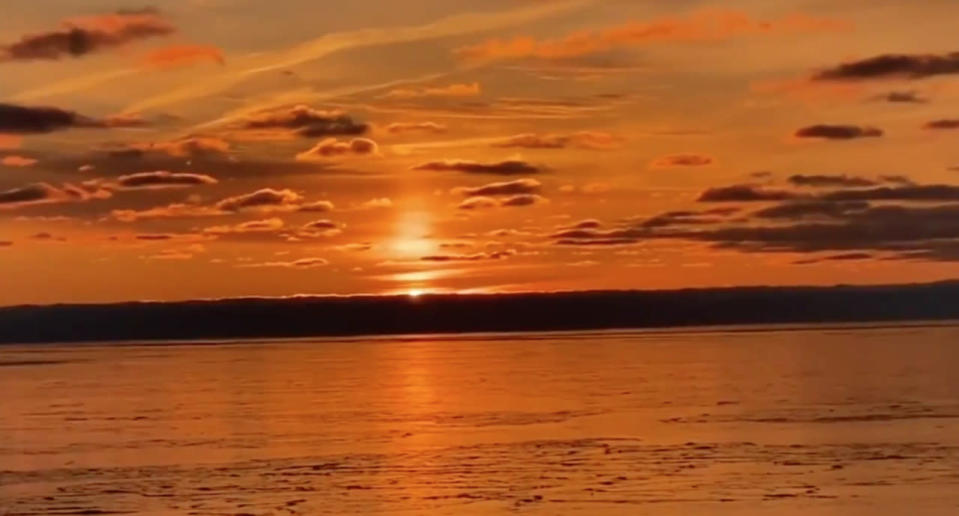 Capturing sunrises brings healing from tragic loss for Ontario mom