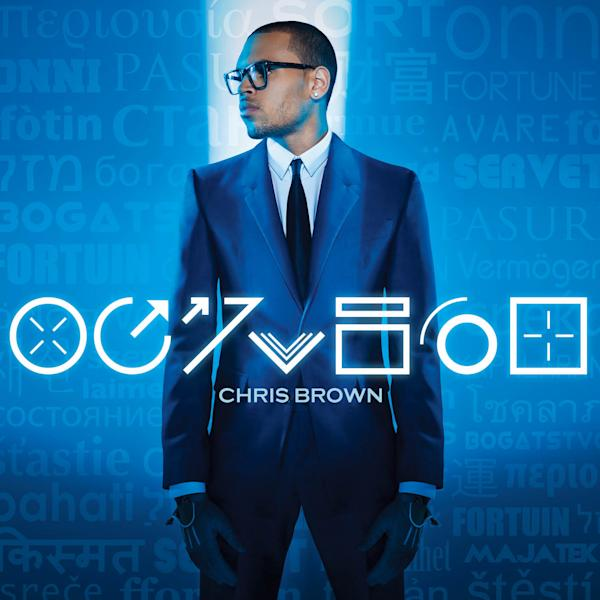 """This CD cover image released by RCA Records shows the latest release by Chris Brown. """"Fortune."""" (AP Photo/RCA Records)"""