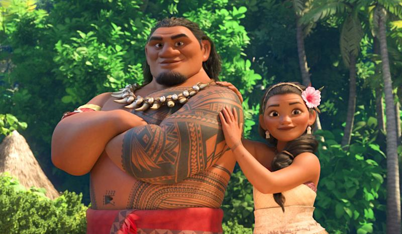 Disney S Moana Voice Cast Revealed