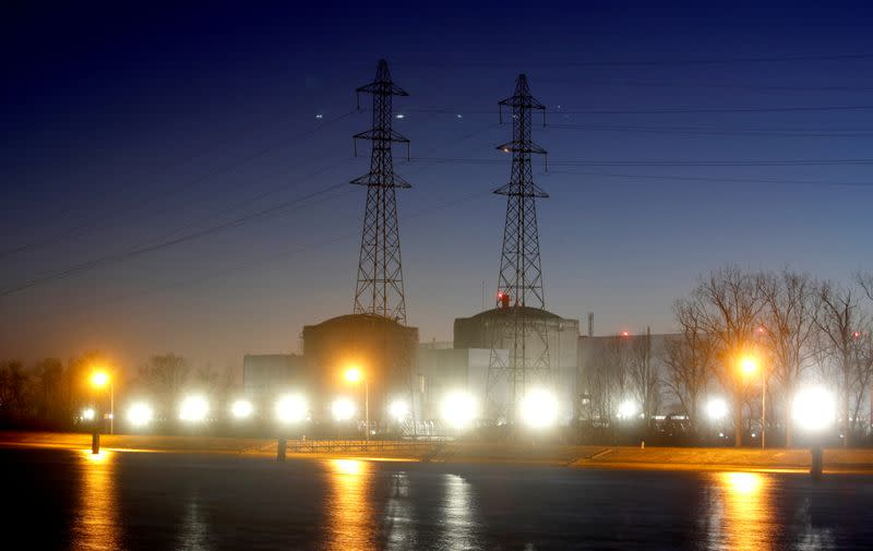 French nuclear output fell 20.9% in September on pandemic, outages