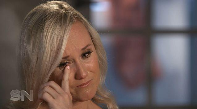 Angela Jay thought she was going to die during the horrific attack.