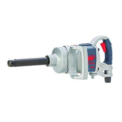 """<p><strong>Ingersoll Rand</strong></p><p>amazon.com</p><p><strong>$545.91</strong></p><p><a href=""""https://www.amazon.com/dp/B07CJFRDF9?tag=syn-yahoo-20&ascsubtag=%5Bartid%7C10048.g.36620049%5Bsrc%7Cyahoo-us"""" rel=""""nofollow noopener"""" target=""""_blank"""" data-ylk=""""slk:Shop Now"""" class=""""link rapid-noclick-resp"""">Shop Now</a></p><p>No, this isn't some Rambo-style minigun—but it kinda sounds like one. This 1-inch drive air-powered impact wrench is usually used in heavy-duty truck applications, so it's built for power. With up to 2100 lb-ft of reverse torque output, all but the most seized nuts and bolts won't stand a chance. </p>"""