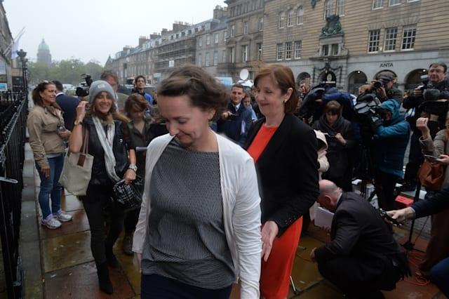 Ebola Nurse Cleared Of Misconduct Charges