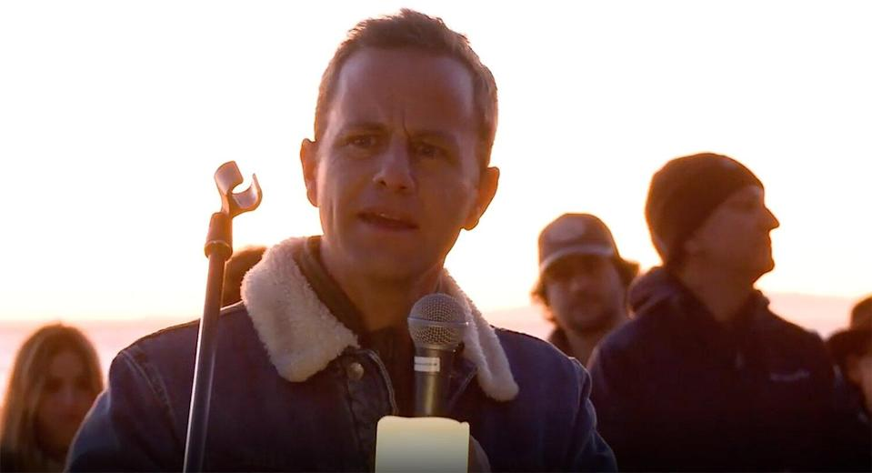 Kirk Cameron Hosts New Year's Eve Event to 'Pray' Despite Calif. Stay-at-Home Order