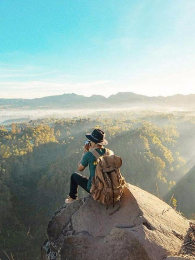 Indonesia is just a hop, skip and a jump away! Photo: Instagram
