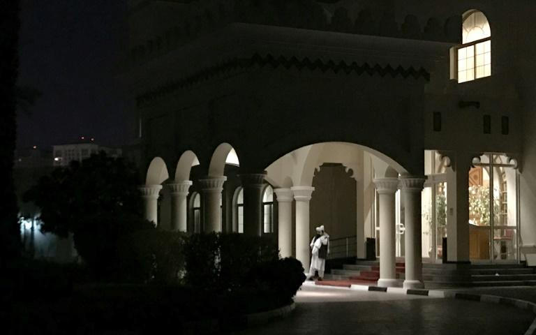 Tiny but gas-rich Qatar is hoping to reap diplomatic dividends after hosting the difficult talks between the United States and the Taliban that seem finally to be poised to bear fruit (AFP Photo/-)