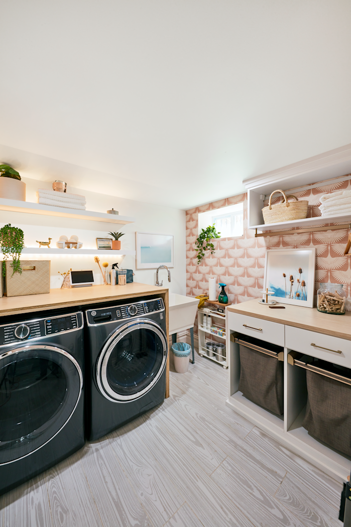 Real Simple Home 2021, Laundry Room