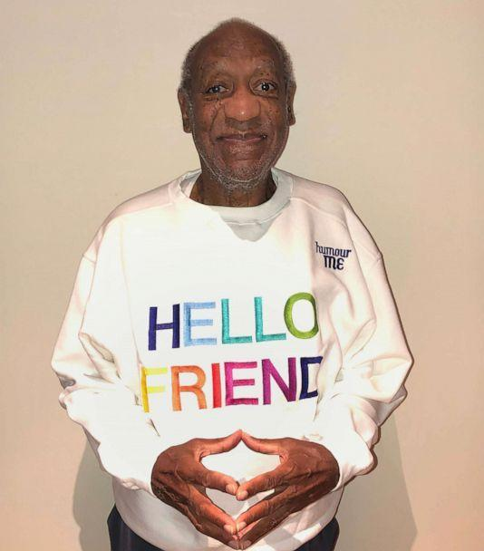 PHOTO: A photo of Bill Cosby released for his birthday in July 2021. (Purpose PR Firm)