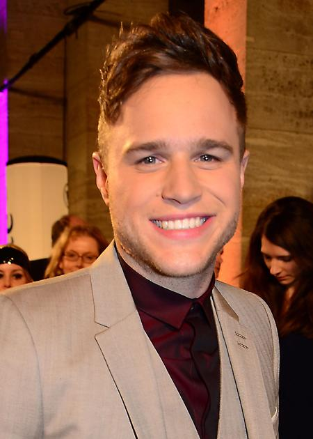Olly Murs photos: Suited, booted and looking sexy.