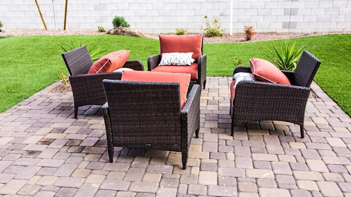 These patio furniture sales will get you set up for spring.