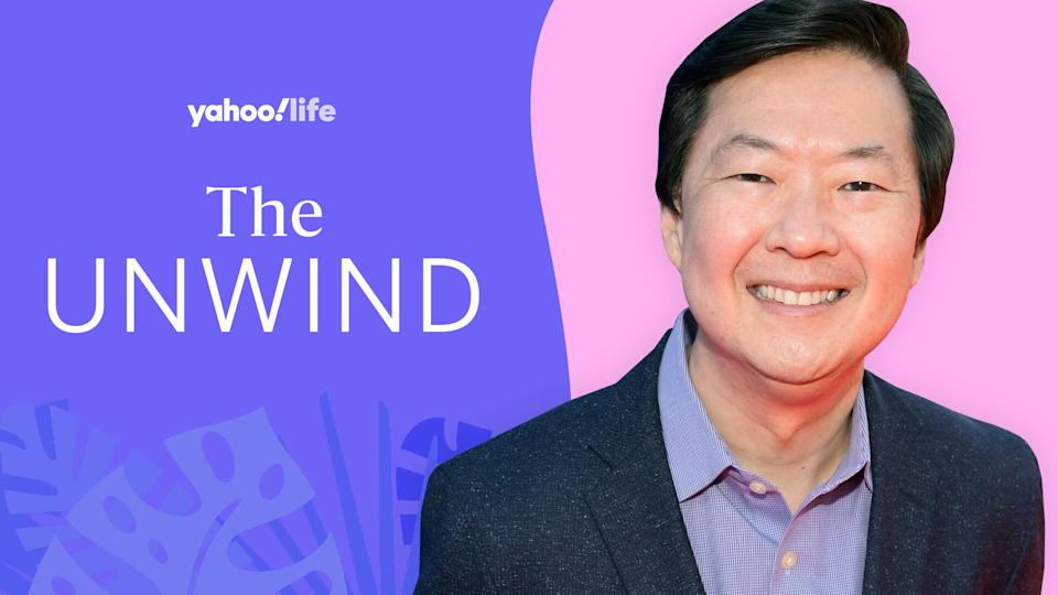 Ken Jeong shares how he takes care of his physical and mental health. (Photo: Getty; designed by Quinn Lemmers)