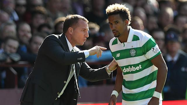 Celtic boss Brendan Rodgers has responded to the social media post that appears to make a racist comment towards Scott Sinclair.
