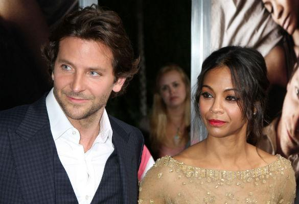 Love Lives: Bradley Cooper Hits London, Jennifer Lawrence Flirts With Michael Fassbender & Justin Bieber Hearts Hillary Clinton?