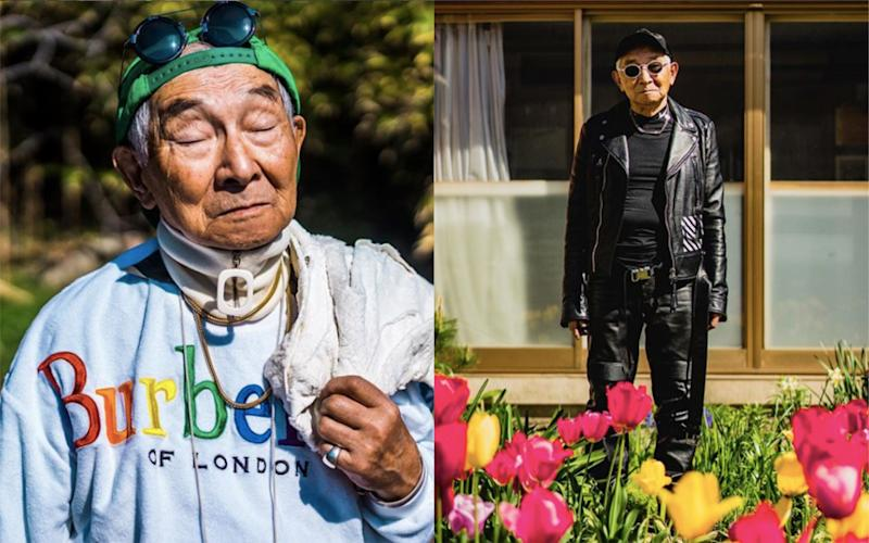 The 84-year-old is set to become your next style muse [Photo: Instagram]