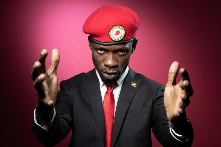 Ugandan pop star turned politician Bobi Wine: 'No foreign interventions can stop the wind of change in the country'