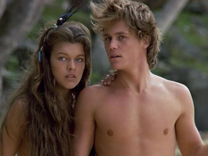Return to Blue Lagoon Columbia Pictures