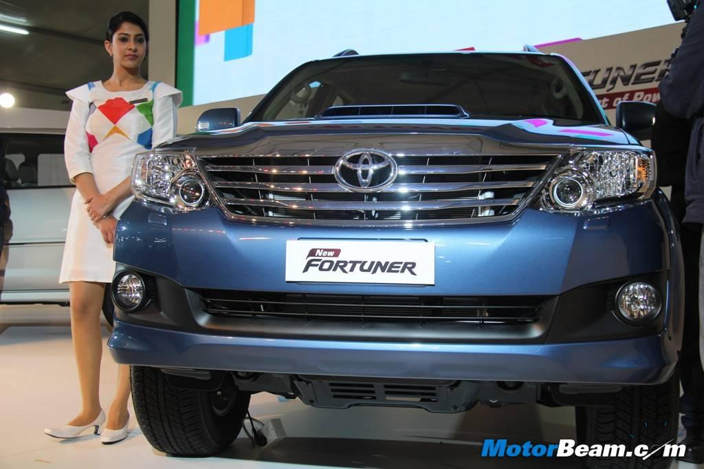 Undoubtedly the SUV which came and shook everyone else, the Toyota Fortuner might use the same IMV platform as the Innova but has immense street presence. Power comes in from a 3.0-litre diesel engine which produces 170 BHP and 343 Nm. The Fortuner range starts at Rs. 19.99 lakhs (ex-Delhi).