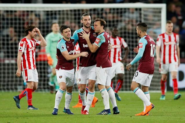 David Moyes hails West Ham bench strength vs Stoke as Hammers target 40 points for Premier League survival