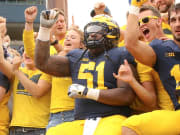 Cesar Ruiz Now Consistently Being Projected As An NFL First-Round Pick