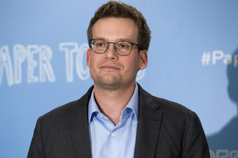 """<i>The Fault In Our Stars&nbsp;</i>author has previously&nbsp;<a href=""""http://www.huffingtonpost.com/entry/john-green-has-a-refreshingly-honest-take-on-mental-illness_us_55ce0297e4b055a6dab010ca"""">tweeted&nbsp;about his personal experience</a>&nbsp;with an anxiety disorder and also touted the benefits of&nbsp;seeking support&nbsp;when&nbsp;dealing with a mental health condition.<br /><br />&ldquo;<a href=""""https://www.reddit.com/r/IAmA/comments/26s7bj/iam_john_green_bestselling_author_of_the_fault_in/"""" target=""""_blank"""" data-beacon=""""{&quot;p&quot;:{&quot;mnid&quot;:&quot;entry_text&quot;,&quot;lnid&quot;:&quot;citation&quot;,&quot;mpid&quot;:6}}"""">There is hope. There is treatment</a>,&rdquo; he wrote to a fan in a Reddit AMA. &ldquo;You are not alone, and while I know the struggle feels at times completely hopeless and futile, there is a far shore for the vast majority of people, and I wish you the best.&rdquo;"""