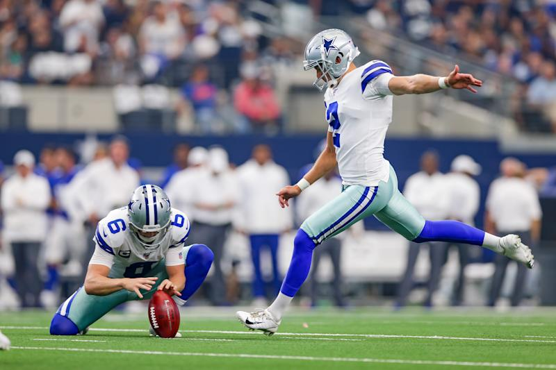 Dallas Cowboys Place Kicker Brett Maher (2)