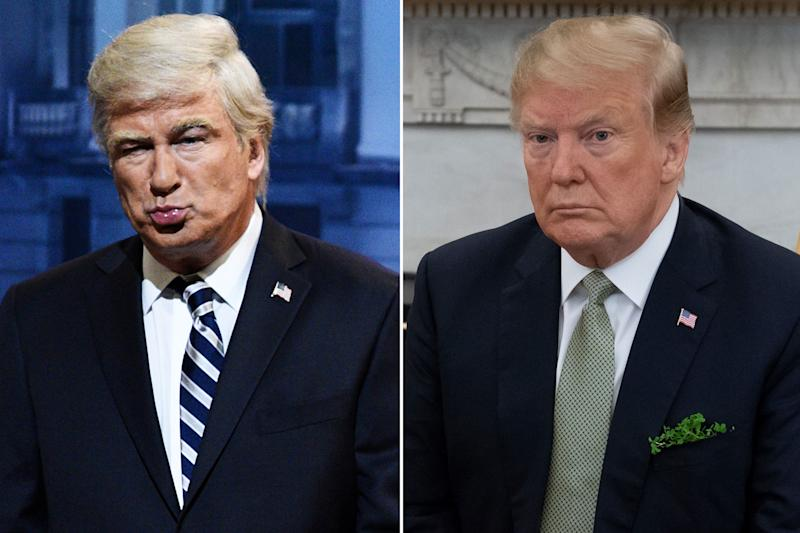 Trump threatens SNL with federal investigation for mocking him