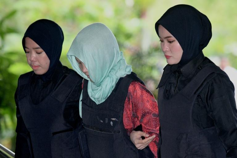Malaysia drops murder charge against Vietnamese woman in N.Korea case