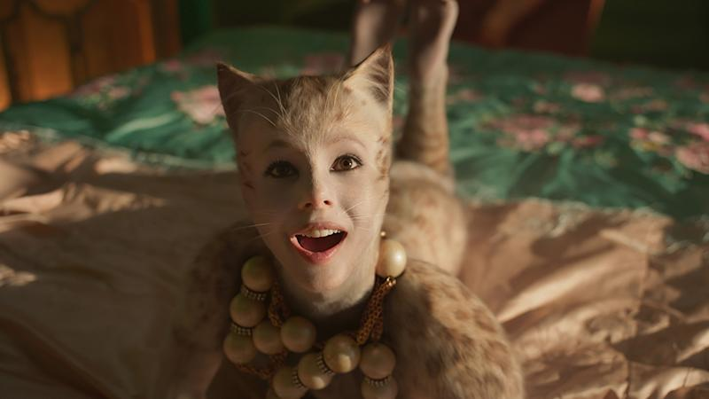 New 'Cats' trailer features Taylor Swift song 'Beautiful Ghosts'