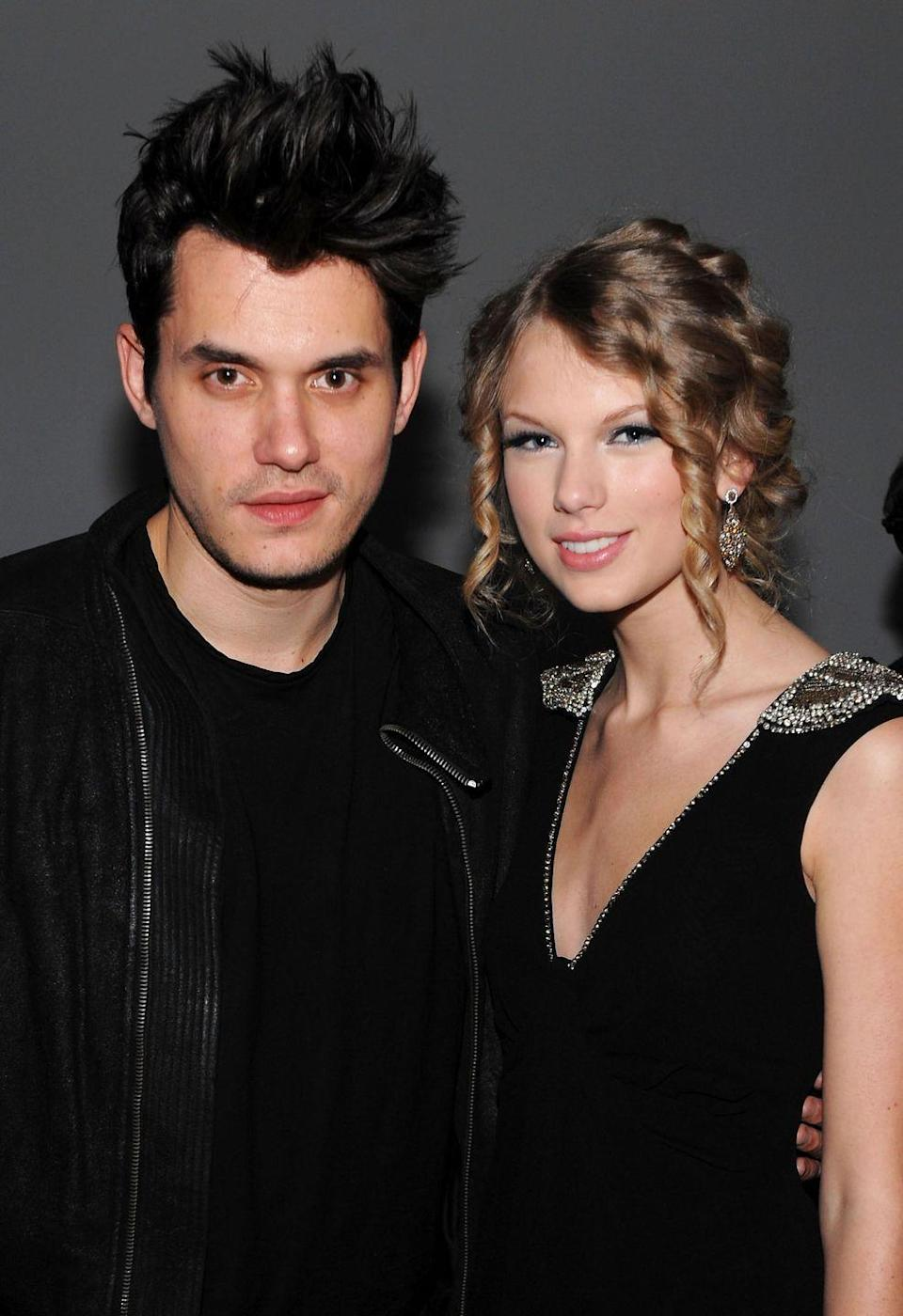 "<p>Years after their relationship, which Taylor detailed in the 2012 song, ""Dear John,"" John received some unwanted attention for tweeting on Dec. 13, 2016. If you've been a lifelong Swiftie, you know that is the holiest day of the year, as it's Taylor's birthday. So when John called it the ""lamest day of the year"" in 2016, all hell broke loose. <a href=""https://www.usmagazine.com/celebrity-news/news/john-mayer-denies-shade-after-calling-december-13-the-lamest-day-w455925/"" rel=""nofollow noopener"" target=""_blank"" data-ylk=""slk:Approximately 10 minutes later"" class=""link rapid-noclick-resp"">Approximately 10 minutes later</a>, he took the tweet down and cleared the air: ""NOPE. No. Nuh-uh. People I am 39. I am deleting those tweets. Come right at me for doing so. Absolutely no shade."" OK there, John.</p>"